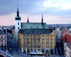 MHD Brno